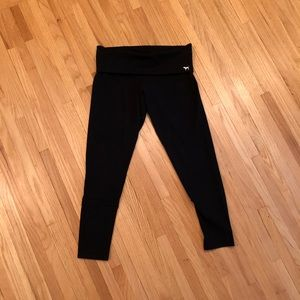 Two pairs Victoria's Secret leggings!